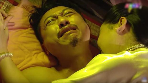 Mợ Hai Cao Thái Hà (Tiếng Sét Trong Mưa) lên tiếng về cảnh cưỡng bức anh hầu: Lộn qua lộn lại sương sương chứ xơ múi gì! - Ảnh 3.