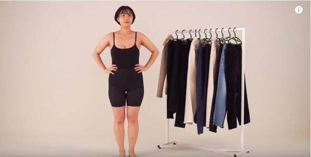 Nàng mũm mĩm nên chọn kiểu quần nào để đôi chân không biến thành khúc giò thô kệch? - Ảnh 1.