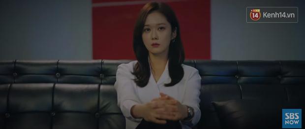 """Nhân viên Jang Nara nuốt cục tức quỳ xuống xin lỗi khách hàng dòng thẻ """"mẹ thiên hạ"""" ở phim mới VIP! - Ảnh 3."""