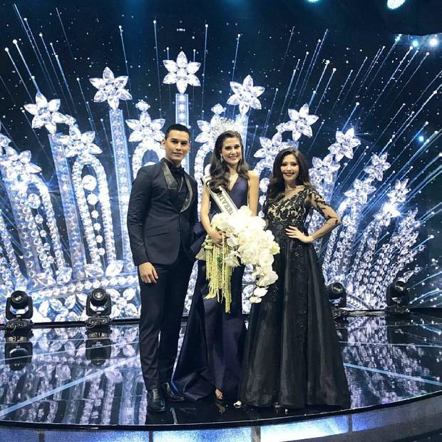 Cùng quẫn vì trầm cảm, sao dẫn dắt Miss Universe Thái Lan chết thảm vì treo cổ tự tử tại nhà riêng - Ảnh 2.