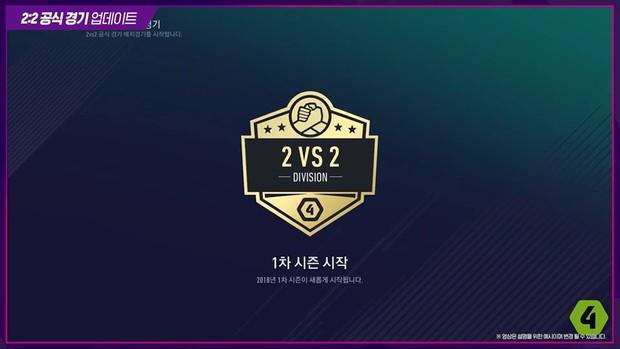 FO4 Hàn Quốc tung bản update: Anh hùng bàn phím lên ngôi, bổ sung thẻ ICON xịn sò cùng nhiều tính năng mới! - Ảnh 2.