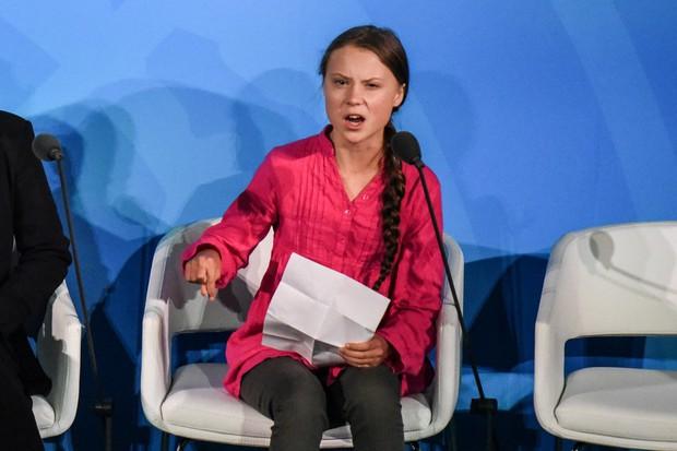 Tranh luận về bài phát biểu chấn động thế giới của Greta Thunberg: Đừng xem thường tiếng nói của người trẻ? - Ảnh 2.