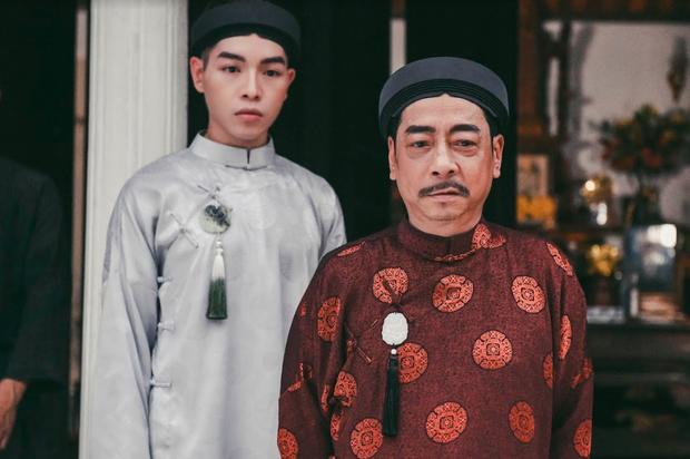 Làm MV dựa trên Chí Phèo, Đức Phúc tung teaser drama xịn như phim điện ảnh, vào hẳn vai phản diện cạnh ông trùm Người Phán Xử - Ảnh 6.
