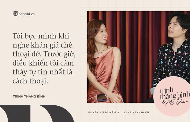 Trịnh Thăng Bình hờn dỗi trách yêu MiDu: 10 năm trước gặp sao anh không dính em được miếng nào vậy? - Ảnh 11.