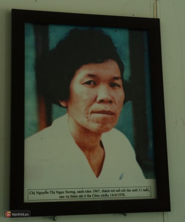 40 năm sau cuộc thảm sát 3,157 người dân ở Ba Chúc: Ký ức đau thương xin cất sâu trong tim người ở lại - Ảnh 7.