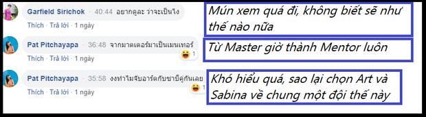 Còn chưa lên sóng, netizen đã dự đoán HLV nào sẽ bị dập tơi tả tại The Face Men Thailand 2019 - Ảnh 5.