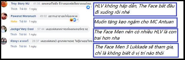 Còn chưa lên sóng, netizen đã dự đoán HLV nào sẽ bị dập tơi tả tại The Face Men Thailand 2019 - Ảnh 9.