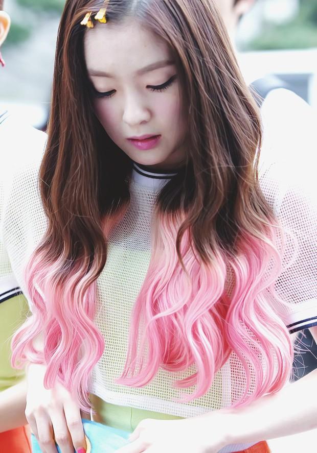 Đi qua những màu tóc chói chang mới thấy Irene (Red Velvet) để tóc đen là xuất thần nhất - Ảnh 11.