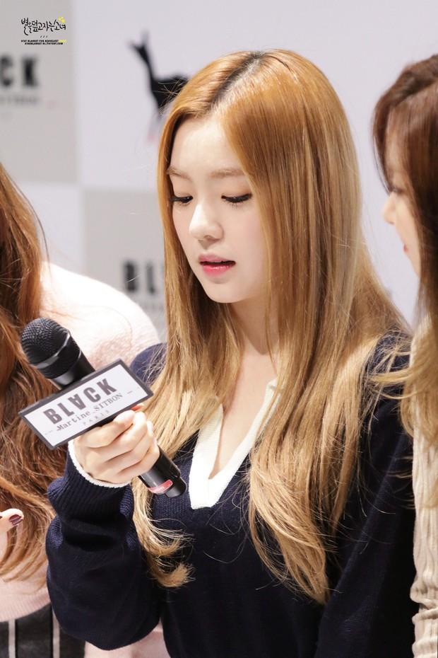 Đi qua những màu tóc chói chang mới thấy Irene (Red Velvet) để tóc đen là xuất thần nhất - Ảnh 9.