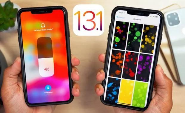 iOS 13.1 tiếp tục trình làng, sửa nhiều lỗi và tăng độ hoàn thiện cho iPhone - Ảnh 1.