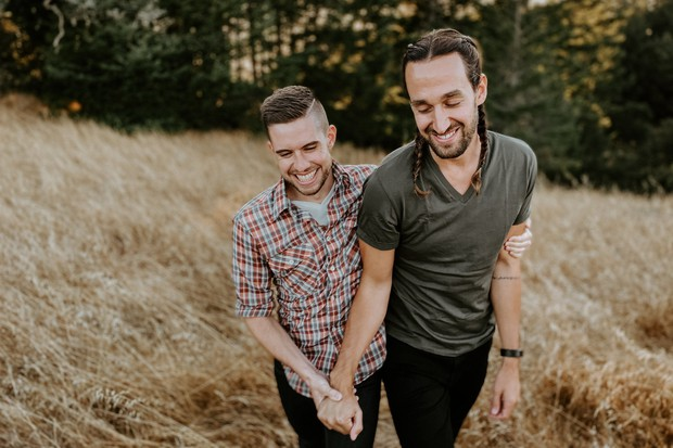 Bộ ảnh thần thái của cặp đôi LGBT khiến ai cũng kinh ngạc: Không dám tin được chụp bằng iPhone 11 Pro - Ảnh 3.