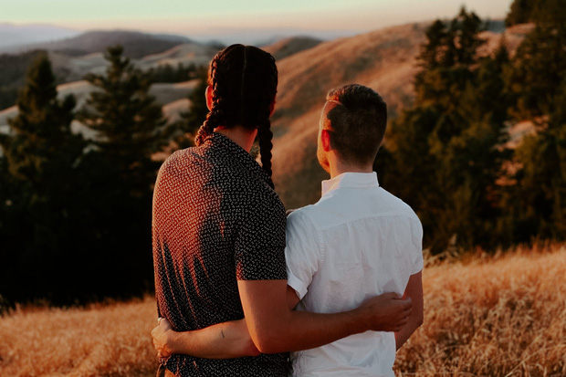 Bộ ảnh cưới đồng tính - Ảnh 12.