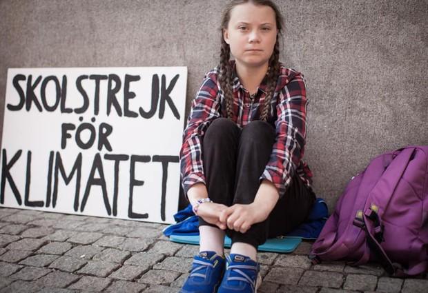 Trước khi gây bão với bài phát biểu quát thẳng mặt các nhà lãnh đạo, Greta Thunberg từng đáp trả tin đồn và chỉ trích đanh thép thế này đây - Ảnh 2.