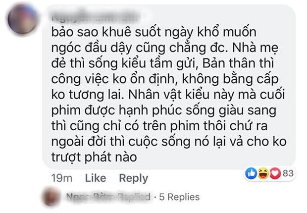 Nhìn Khuê (Hoa Hồng Trên Ngực Trái) vã vì 350 củ, netizen thở dài: Bòn tiền kiểu há miệng chờ sung ai chịu nổi? - Ảnh 10.