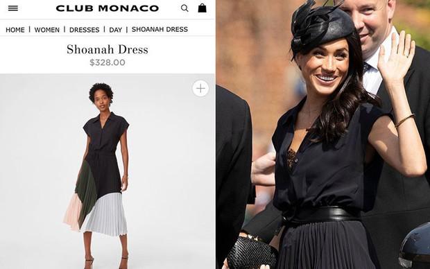Bị chê phản cảm, Meghan Markle vẫn khiến mẫu váy hở hang cháy hàng, dân tình tranh nhau mua với giá đắt gấp 10 lần - Ảnh 10.