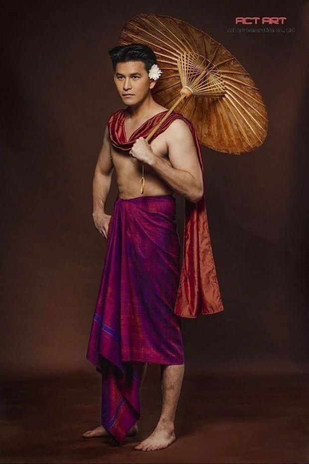SỐC: Trước khi phát hiện tự tử nhà riêng, nam diễn viên xứ Chùa Vàng vẫn tươi tắn chụp ảnh định trang ở phim của Yaya Urassaya - Ảnh 3.
