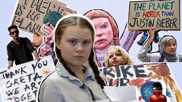 Trước khi gây bão với bài phát biểu quát thẳng mặt các nhà lãnh đạo, Greta Thunberg từng đáp trả tin đồn và chỉ trích đanh thép thế này đây - Ảnh 4.