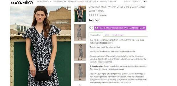 Bị chê phản cảm, Meghan Markle vẫn khiến mẫu váy hở hang cháy hàng, dân tình tranh nhau mua với giá đắt gấp 10 lần - Ảnh 4.