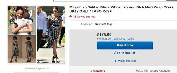 Bị chê phản cảm, Meghan Markle vẫn khiến mẫu váy hở hang cháy hàng, dân tình tranh nhau mua với giá đắt gấp 10 lần - Ảnh 6.