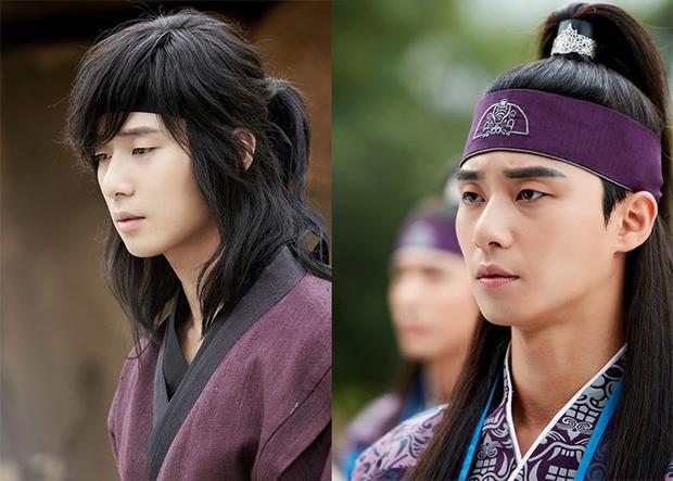 Tầm quan trọng của tóc tai với trai Hàn: Không phải lúc nào vuốt keo rồi cắt trụi cũng thành nam thần cực phẩm! - Ảnh 9.