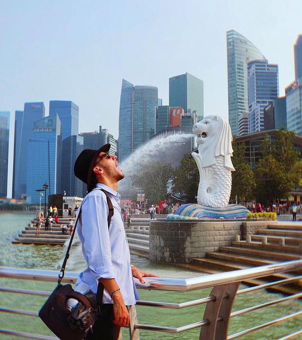 """Vì sao gọi Singapore là """"đảo quốc sư tử"""" dù chẳng hề có nhiều sư tử sinh sống như mọi người vẫn nghĩ? - Ảnh 1."""