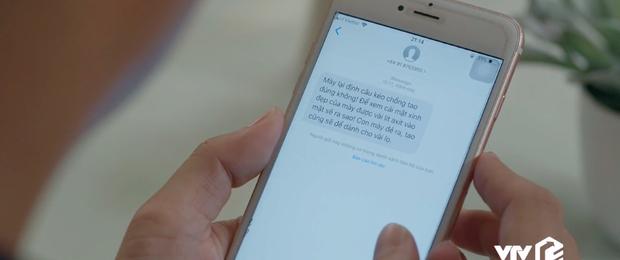 Netizen được mùa cười vào mặt Trà - Giang (Hoa Hồng Trên Ngực Trái): Nhắn tin hại người mà sai chính tả? - Ảnh 2.