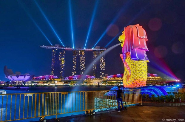 """Vì sao gọi Singapore là """"đảo quốc sư tử"""" dù chẳng hề có nhiều sư tử sinh sống như mọi người vẫn nghĩ? - Ảnh 5."""