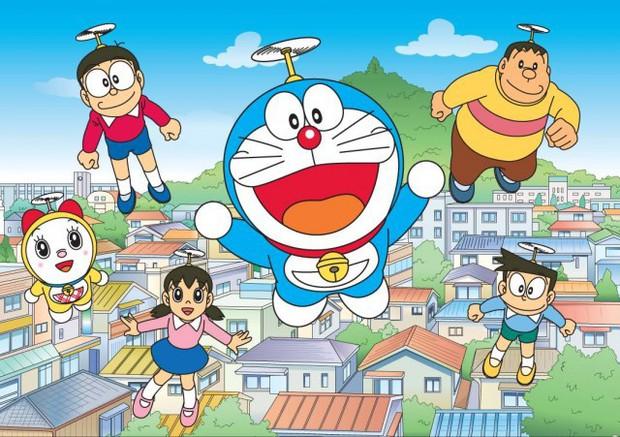 Chém gió về truyện Doraemon !