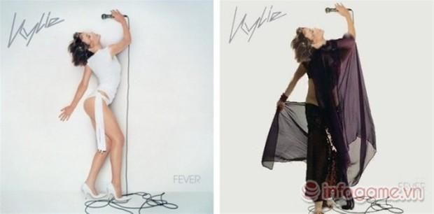 Chỉnh sửa thôi chưa đủ, Taylor Swift, Lady Gaga và rất nhiều sao nữ US-UK còn bị trang web nghe nhạc Trung Đông xoá hết cả mặt mũi ngay trên bìa album của mình - Ảnh 14.