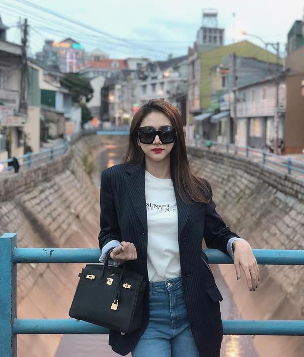 Từ ngày sắm 3 chiếc túi Hermès, Hương Giang cũng chuyển sang style thanh lịch chanh sả đậm chất ái nữ tài phiệt - Ảnh 3.