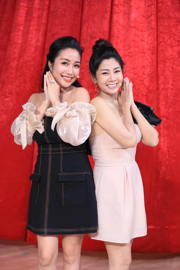 Mai Phương khoe vai trần gợi cảm, thần sắc tươi tắn thấy rõ bên Ốc Thanh Vân sau thời gian bị ung thư di căn tim - Ảnh 2.