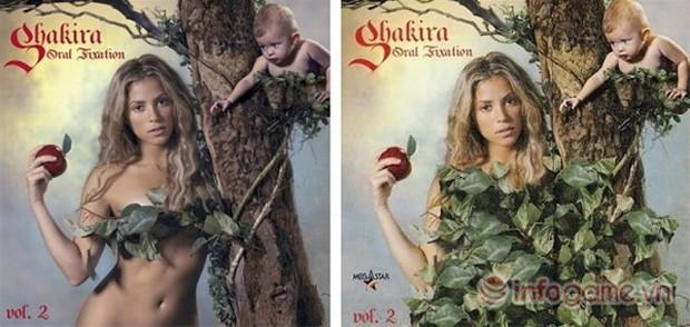 Chỉnh sửa thôi chưa đủ, Taylor Swift, Lady Gaga và rất nhiều sao nữ US-UK còn bị trang web nghe nhạc Trung Đông xoá hết cả mặt mũi ngay trên bìa album của mình - Ảnh 21.
