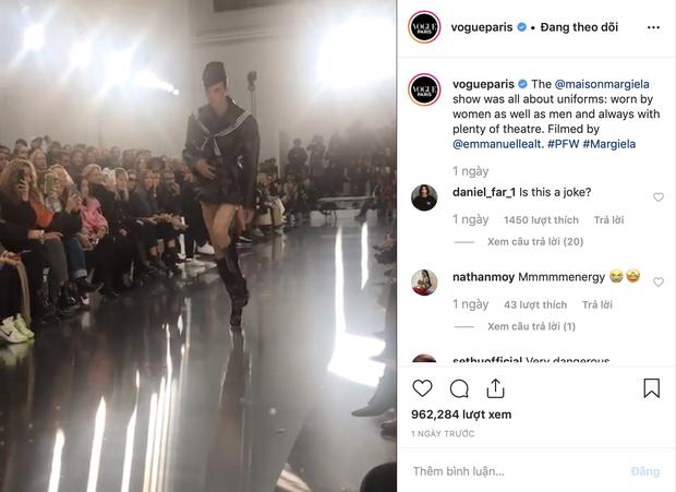 Mẫu nam với màn catwalk oằn tà là vằn gây sốt Paris Fashion Week khiến Rihanna cũng phải ấn tượng, bấm follow trên Instagram - Ảnh 5.