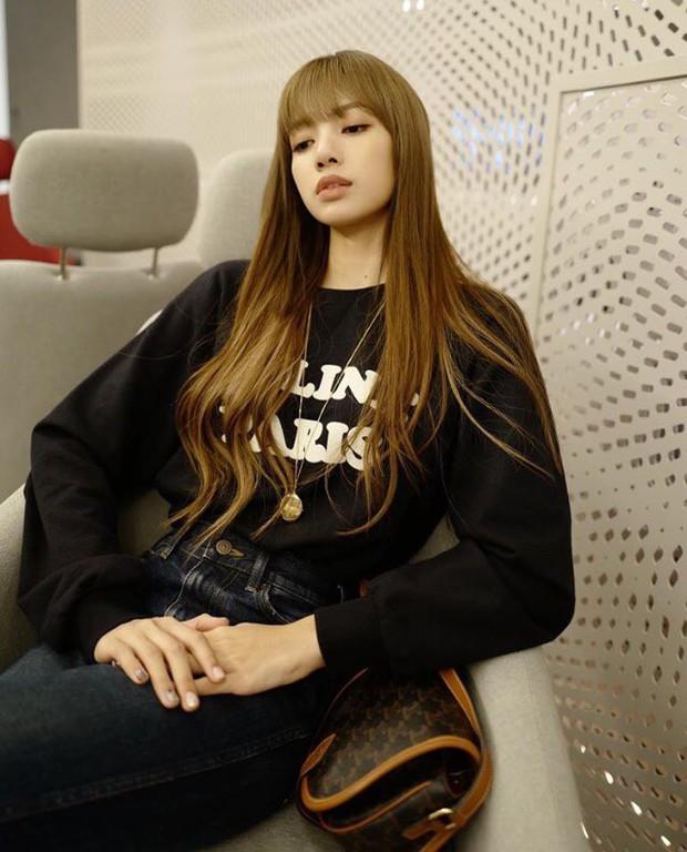 Khoe eo nhỏ khó tin tại sân bay, lần đầu tiên Lisa (BLACKPINK) bị Knet chê bai: Nhìn như bộ xương ấy - Ảnh 5.