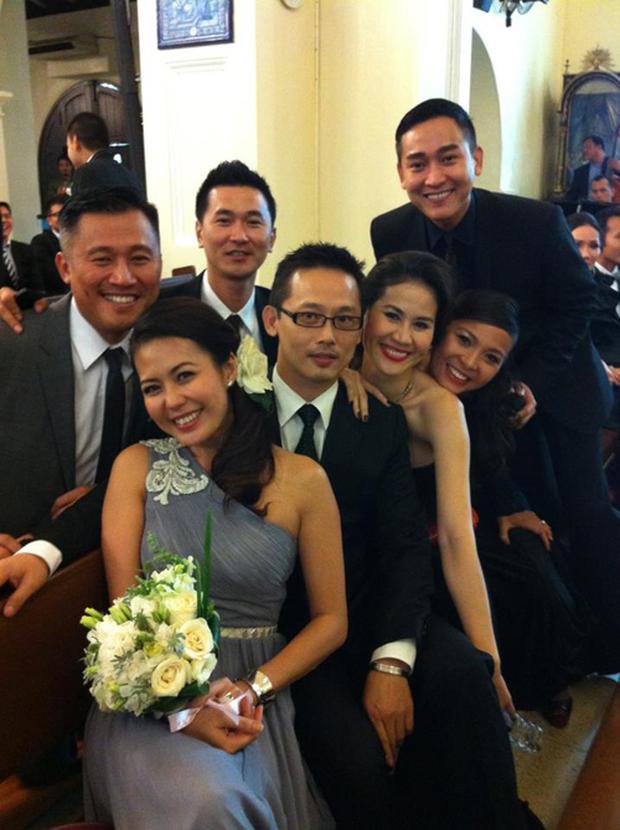 Một thập kỉ từ người lạ đến gia đình quyền lực nhất nhì Vbiz của Hà Tăng và Louis Nguyễn: Cổ tích đời thực đâu xa! - Ảnh 9.