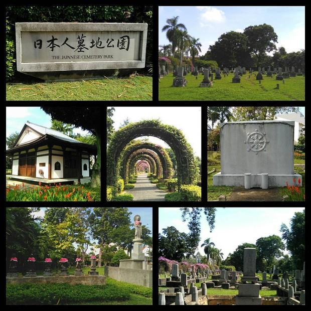 Con đường hoa ảo diệu ở Singapore được các travel blogger lăng xê nhiệt tình thực chất là một cái... nghĩa trang! - Ảnh 6.