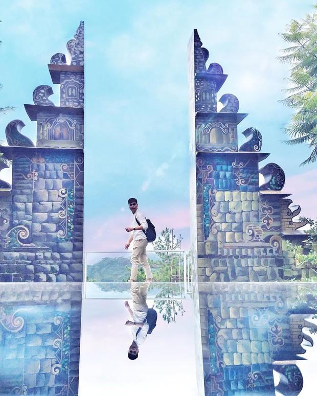 Soi ngay 4 địa điểm copy Bali ngay tại Việt Nam: Lên hình lung linh thật, liệu ngoài đời có so được với bản gốc? - Ảnh 6.