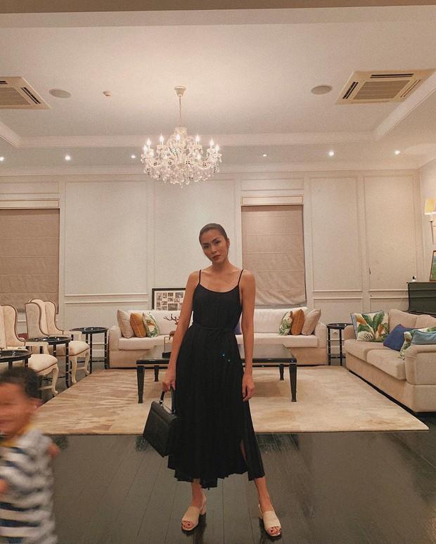 Nhờ một mẫu váy: Hà Tăng, Phạm Quỳnh Anh và Đàm Thu Trang khiến người ta nín lặng trước vẻ sexy và sang chảnh tột bậc - Ảnh 1.