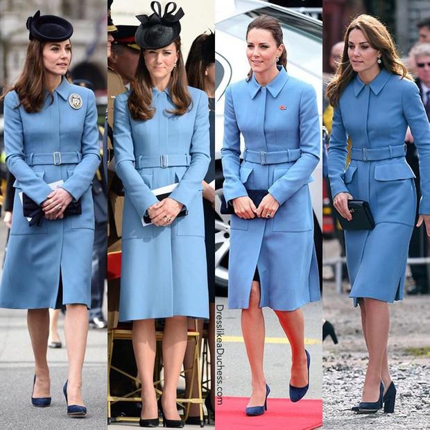 Tâng bốc quá đà công nương Kate Middleton khi mặc lại đồ cũ, báo Anh bị dân tình dập tơi tả - Ảnh 2.