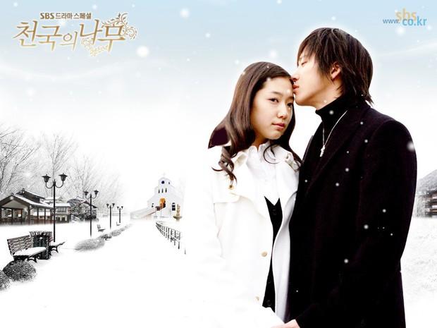 Mỹ nam Nấc Thang Lên Thiên Đường Lee Wan: Có chị gái trứ danh Châu Á Kim Tae Hee, 2 lần yêu Park Shin Hye - Ảnh 10.
