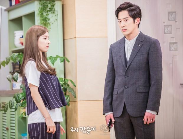 Mỹ nam Nấc Thang Lên Thiên Đường Lee Wan: Có chị gái trứ danh Châu Á Kim Tae Hee, 2 lần yêu Park Shin Hye - Ảnh 14.