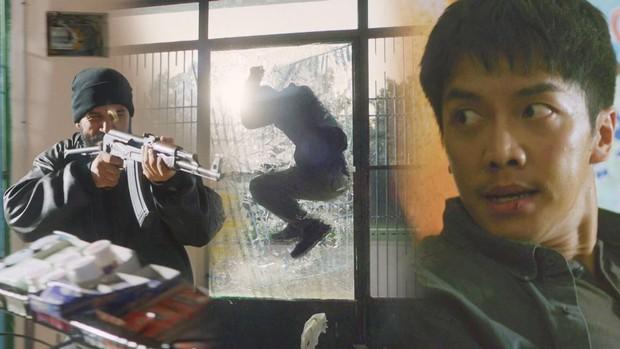 Vagabond tập 3: Vừa xem vừa thở oxi nhìn Lee Seung Gi và Suzy bị kẻ giấu mặt truy sát! - Ảnh 1.