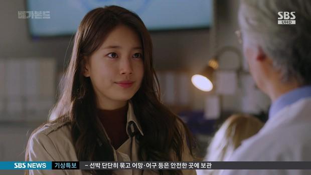 Vagabond tập 3: Vừa xem vừa thở oxi nhìn Lee Seung Gi và Suzy bị kẻ giấu mặt truy sát! - Ảnh 5.