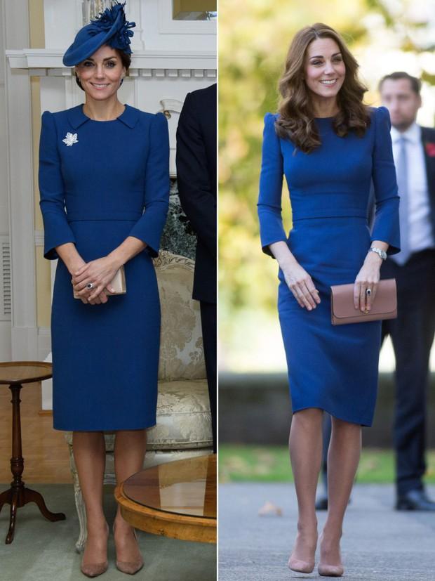Tâng bốc quá đà công nương Kate Middleton khi mặc lại đồ cũ, báo Anh bị dân tình dập tơi tả - Ảnh 5.