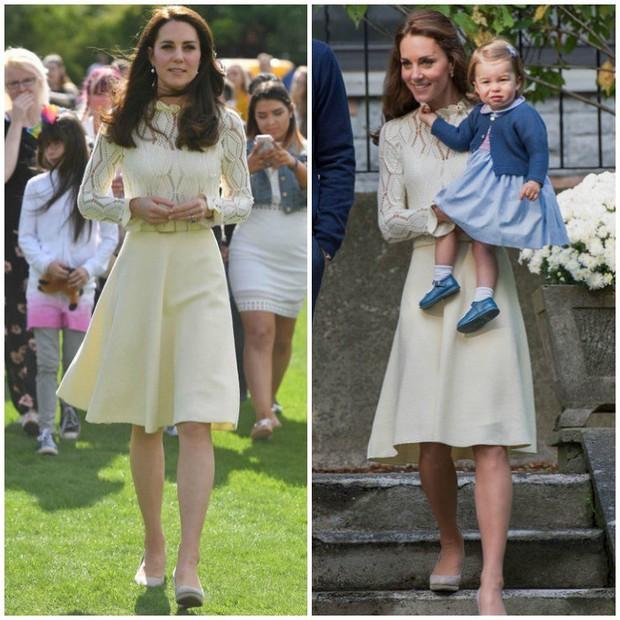 Tâng bốc quá đà công nương Kate Middleton khi mặc lại đồ cũ, báo Anh bị dân tình dập tơi tả - Ảnh 6.
