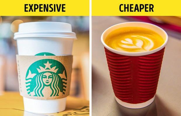 9 chiêu trò tâm lý Starbucks áp dụng để thao túng, buộc khách hàng chi nhiều tiền hơn mà chẳng mảy may suy nghĩ - Ảnh 8.