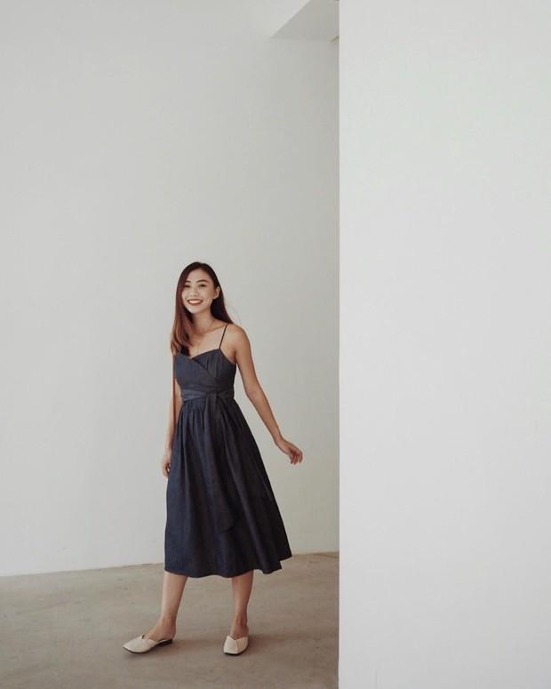 Nhờ một mẫu váy: Hà Tăng, Phạm Quỳnh Anh và Đàm Thu Trang khiến người ta nín lặng trước vẻ sexy và sang chảnh tột bậc - Ảnh 7.