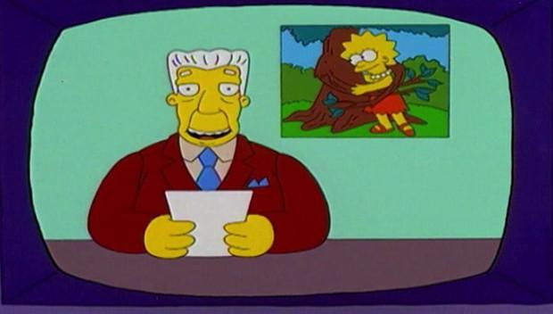 Giật mình nhận ra cái lườm của Greta Thunberg dành cho TT Donald Trump từng được xi nhan ở The Simpsons? - Ảnh 9.