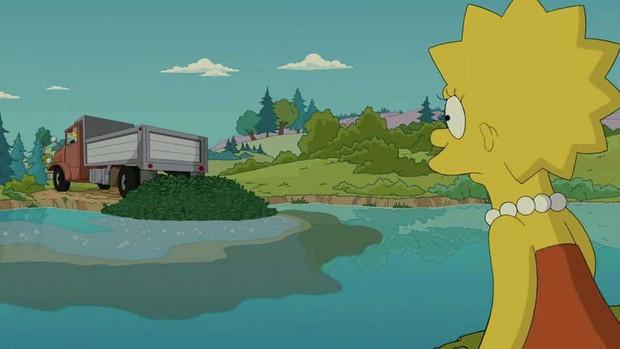 Giật mình nhận ra cái lườm của Greta Thunberg dành cho TT Donald Trump từng được xi nhan ở The Simpsons? - Ảnh 10.
