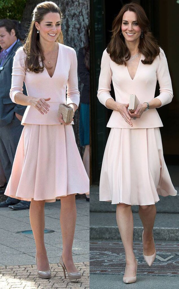 Tâng bốc quá đà công nương Kate Middleton khi mặc lại đồ cũ, báo Anh bị dân tình dập tơi tả - Ảnh 8.